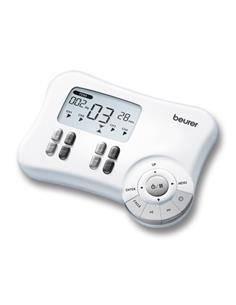 BEURER Electroestimulador EM80 Digital 3 En 1 Tens/EMS