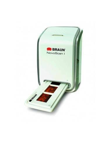 BRAUN Escaner De Negativos/Positivos NOVOSCAN I