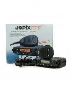 JOPIX Emisora Movil PT31 CB-27 FM/AM 4W