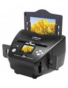 REFLECTA Escaner 3 en 1 Para Negativos y Fotografias