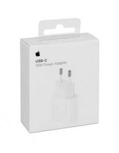 "APPLE Cargador Red Por USB-C 18W A1692 Para Ipad 11"", 12.9"""