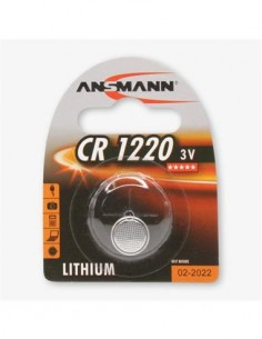 ANSMANN Pila CR1220 3V Litio Boton