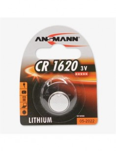 ANSMANN Pila CR1620 3V  Boton Litio