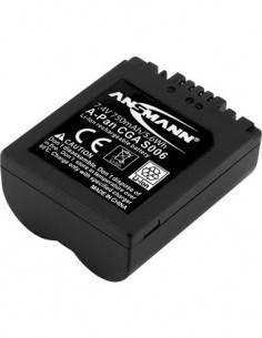 ANSMANN Bateria Camara Foto PANASONIC CGA-S006 7.4V/750Mah