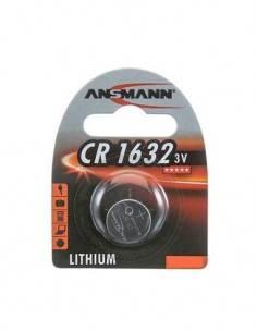 ANSMANN Pila CR1632 3V Boton