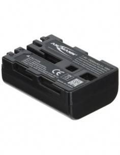 ANSMANN Bateria Camara Foto SONY NP FM 500H 7.4V/1500Mah