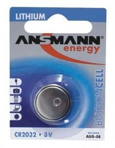 ANSMANN Pila CR2032 3V Boton