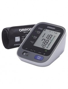OMRON M6 COMFORT IT Intellisense Tensiometro Digital de Brazo Deteccion de Arritmias, 2 Usuarios X10