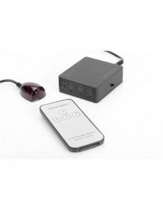 DIGITUS Toslink Audio Switch 4X1 4 Entrada-1Salida DS-40136