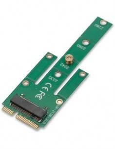 DIGITUS Tarjeta PCie mSATA A NGFF(M.2) DS-33152 Compatible Sata III