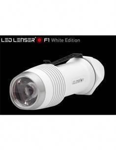 LED LENSER Linterna F1 Blanca 500 Lumens
