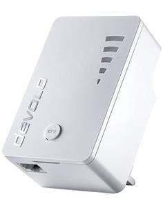 DEVOLO Repetidor Wifi 09790 Doble Banda,1200 mbps,Toma Cable Gigabyte,Led Indicador Señal