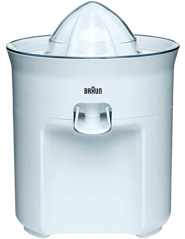 BRAUN Exprimidor de Zumo CJ3050 Tribute Collection 60W,Sistema Antigoteo