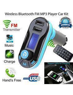HAMANN OT-631BT Transmisor FM nuevo con Bluetooth, USB, SD, AUX y Carga 2.1A/5V