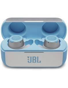 JBL Auricular Bluetooth Reflect Flow Azul Celeste Manos Libres Con  Estuche de Carga