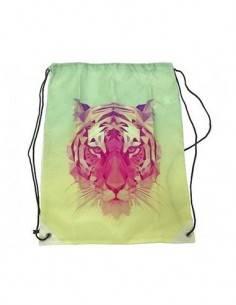 Bolsa Fashion Plegable Surtido Diseño 42x34cm Tigre,Gato,Perro,Flamenco,Caballos,Bandera etc 02/5016