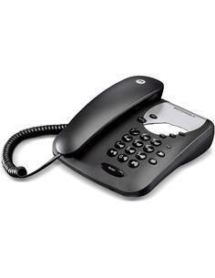 MOTOROLA Telefono Sobremesa Sin Pantalla CT1 Negro