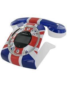 SAGEMCOM Telefono Inalambrico SIXTY Union Jack con Contestador