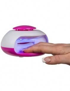 Secador Esmalte Uñas de Manos Ultravioleta A Pilas