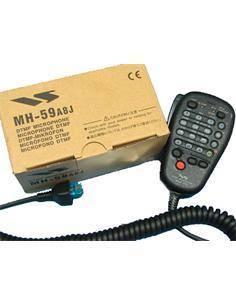 YAESU Microfono DTMF MH-59A8J RJ-45 Para FT-7800 Etc...