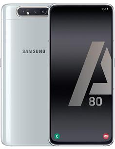 "SAMSUNG Telefono Movil A80 SM-A805FN/DS Blanco 6.7"" Dual Sim Octa Core,8Gb Ram,128Gb, 48+8Mp"