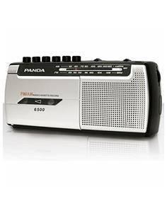 DAEWOO DRP-107 Reproductor Audio con Radio Am-FM, Cassette Grabador, Microfono Incorporado