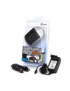 NIMO CAR266 Cargador para Bateria Nikon EN-EL14
