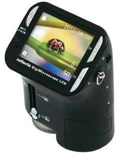 "REFLECTA Digimicroscopio Digital 2.4""LCD/SD/Usb"