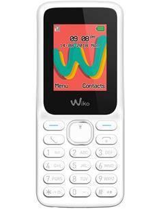 WIKO Telefono Movil lubi 5 Plus W-B1860 Blanco Dual Sim,Radio Fm,Bluetooth,Camara,Micro Sd