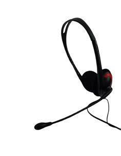 LINQ Auricular de Casco Con Microfono T50 Para PC Con Cable 2XJack 3.5mm