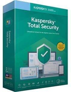 KASPERSKY Antivirus Total Security 3 Dispositivo