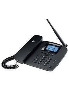MOTOROLA Telefono Fijo Inalambrico GSM FW200L Con Tarjeta Sim