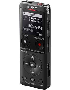 SONY Grabadora de Voz Digital 4Gb ICD-UX570 Micro Sd, Usb Directo S-MIC