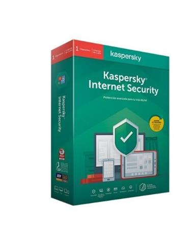 KASPERSKY Antivirus Internet Security 1 Dispositivo