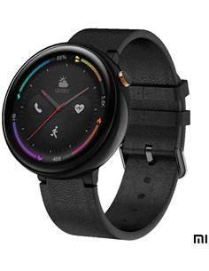 AMAZFIT Reloj Smartwatch NEXO 4G/GPS/Rimto Cardiaco/IP68/Tracking Negro AC1817