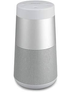 BOSE Altavoz Bluetooth Soundlink REVOLVE Con Sonido 360º, Resistente al Agua, Manos Libres Plata
