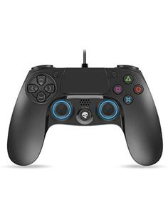 SPIRIT OF GAMER Mando Con Cable Para PS4/PS3/PC Negro