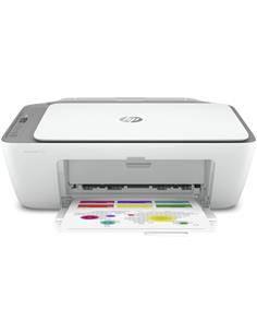 HP Impresora Multifuncion Con Impresion, Escaner, Fotocopias Deskjet 2720 Blanco