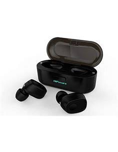 HiFuture Auricular Bluetooth Deportivo ENZO Plus Negro CSR,Manos Libres