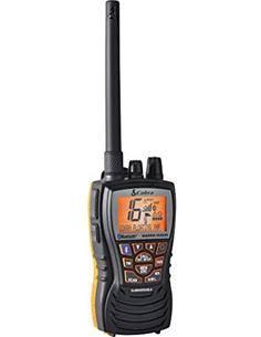 COBRA Emisora Marina Portatil HH500FLT VHF 6w larga distancia, Bluetooth/Flotante,recupera llamadas