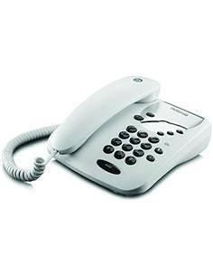 MOTOROLA Telefono Sobremesa Sin Pantalla CT1 Blanco