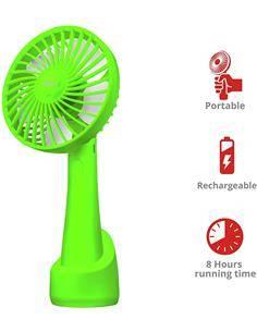 TRUST Ventilador Usb VENTU Go Verde 23113