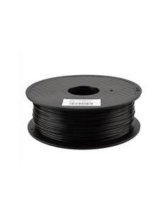 Bobina Filamento PLA 3mm Negro Para Impresora 3D