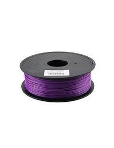 Bobina Filamento PLA 3mm Violeta Para Impresora 3D