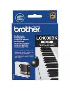 BROTHER Tinta LC1000BK Negra Para DCP-130C/330C/540CN/750CW/240C