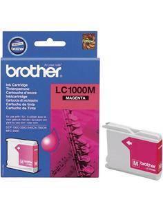 BROTHER Tinta LC1000M Magenta Para DCP-130C, 330C, 540CN, 750C, 240C