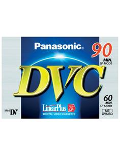PANASONIC Cinta Video Camara Digital DVC 60/90