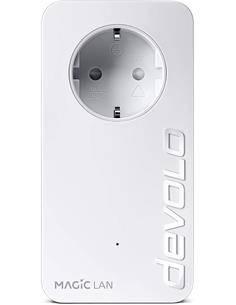 DEVOLO 1 PLC MAGIC 2 Lan, Solo Cable, 2400Mbps Ampliacion 08258