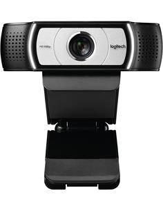 LOGITECH Webcam C930e Full HD, Rotacion 90º,Zoom HD,4x Autoenfoque