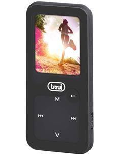 TREVI Reproductor MP4 Bluetooth MVP 1780 SB Con Tarjeta Micro SD 8GB Podometro, Cronometro